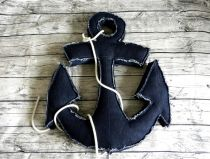 Anchor Pillow Design by Daga